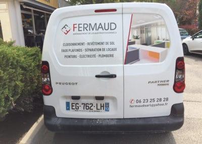 VEHICULE SARL FERMAUD